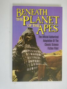 Beneath The Planet of the Apes Movie Adaptation TPB SC 8.0 VF (1991 Malibu)