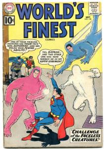 World's Finest #120 1961-DC COMIC-Batman Superman G