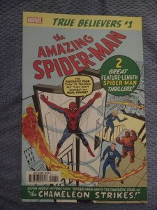 The Amazing Spider-Man #1 True Believers reprint NM