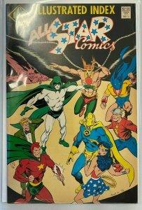 All star comics #1 6.0 FN (1987)