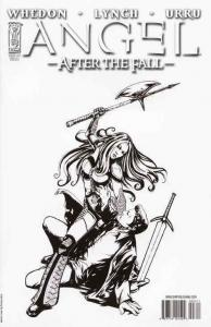 Angel: After the Fall #3C VF/NM; IDW   save on shipping - details inside