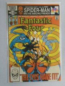 Fantastic Four #237 Direct edition 5.0 VG FN (1981 1st Series)