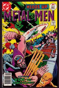 Metal Men #51 (May 1977, DC) 9.2 NM-