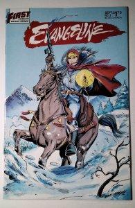 Evangeline #3 (1987) First Comic Book J756