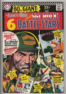 Our Army at War #177 (Mar-67) VF+ High-Grade Easy Company, Sgt Rock