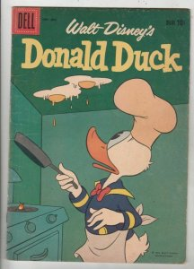 Donald Duck # 68 Strict FN Artist Carl Barks 5 pager classic, Goofy storyline