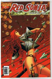 RED SONJA #58, NM-, She-Devil, Sword, Walter Geovani, 2005, more RS in our store