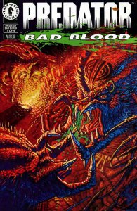 Predator: Bad Blood #1 VF; Dark Horse | save on shipping - details inside
