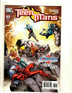 13 Teen Titans DC Comics 63 64(2) 65 66 67 68 69 71 72 Files 1 Annual 1 1 J383