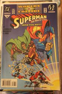 Superman the Man of Steel 36 Vf