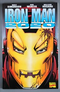 Iron Man 2020 (1994) #1 GN