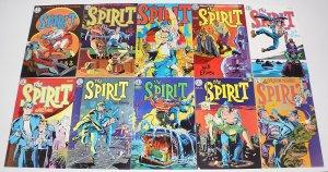 the Spirit #1-87 VF/NM complete series - will eisner - kitchen sink set lot
