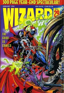 Wizard: The Comics Magazine #29 FN; Wizard | save on shipping - details inside