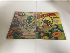 Blackhawk 147 174 Vg Very Good  4.0 DC Comics Silver Age