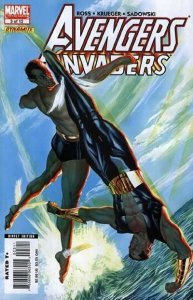 Avengers/Invaders #3, NM (Stock photo)