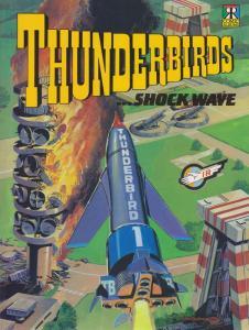 Thunderbirds (Comic Albums) TPB #6 VF/NM; Ravette   save on shipping - details i
