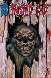 Twisted Tales 3-D - NM -  1986