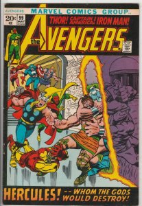 Avengers, The #99 (May-72) VF+ High-Grade Avengers