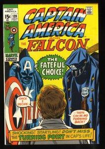 Captain America #139 FN/VF 7.0
