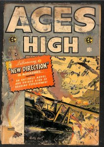 Aces High #1 Very Low Grade