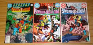Sword of the Atom Special #1-3 VF/NM complete series - gil kane - dc comics set