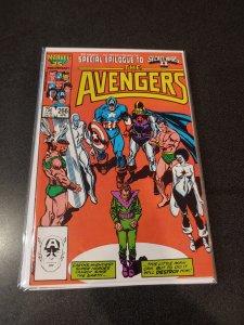 The Avengers #266 (1986)