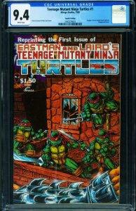 Teenage Mutant Ninja Turtles #1 1985 4th printing CGC 9.4  2042279001
