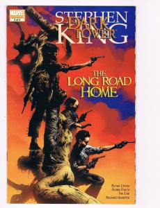 The Dark Tower: The Long Road Home # 2 Marvel Comic Books Modern Age WOW!!!! S41