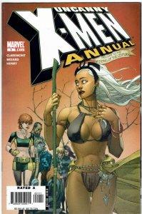 Uncanny X-Men Annual #1 (2006 v2) Chris Claremont Storm NM