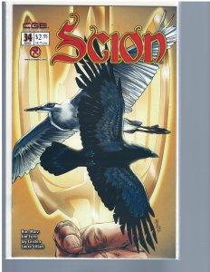 Scion #34 (2003) NM