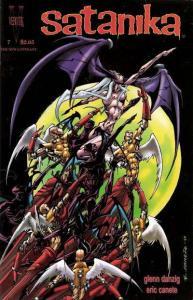 Satanika (1996 series) #7, NM (Stock photo)