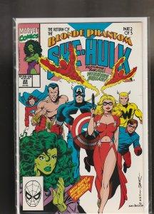 Sensational She-Hulk #22