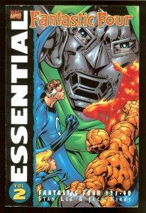 Essential Fantastic Four 2   TPB   Stan Lee & Jack Kirby
