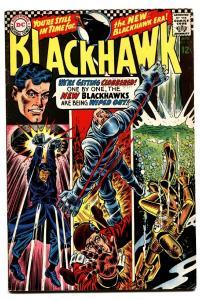 BLACKHAWK #231-DC-NEW BLACKHAWK ERA  FN