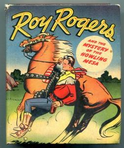 Roy Rogers Mystery of the Howling Mesa Big Little Book #1448