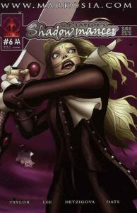 Shadowmancer #6A VF/NM; Markosia | save on shipping - details inside