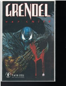 Grendel: War Child #1 (Dark Horse, 1992)