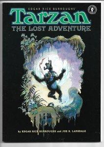 Tarzan: The Lost Adventure #2 (1995) FVF