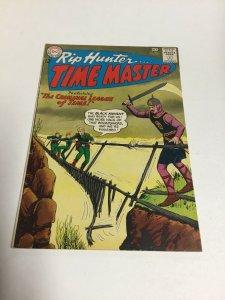 Rip Hunter Time Master 16 Fn fine 6.0 DC Comics Silver Age