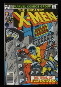 X-Men #122 VF/NM 9.0 White Pages 1st Mastermind! Marvel Comics