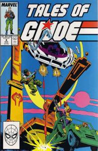 Tales of G.I. Joe #8 VF/NM; Marvel | save on shipping - details inside