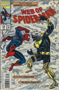 Web Of Spider-Man #108