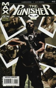Punisher (7th Series) #43 FN; Marvel | save on shipping - details inside