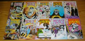 Second Life of Doctor Mirage #1-18 VF/NM complete series - valiant comics set