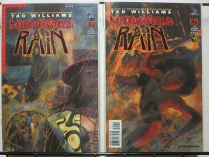 MIRRORWORLD RAIN (1997 BIG) 0,1 Tad Williams' complete!
