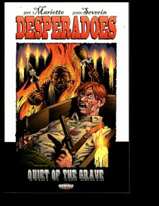 Desperadoes Quiet of the Grave Vol. # 1 DC Comic Book TPB Graphic Novel J401