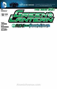 Green Lantern (5th Series) #13C VF/NM; DC | save on shipping - details inside