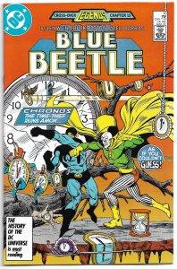 Blue Beetle #10 (1987) VF