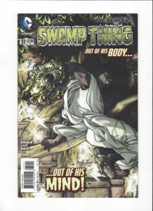 Swampthing #31 DC Comics New 52  NM/M BOGO