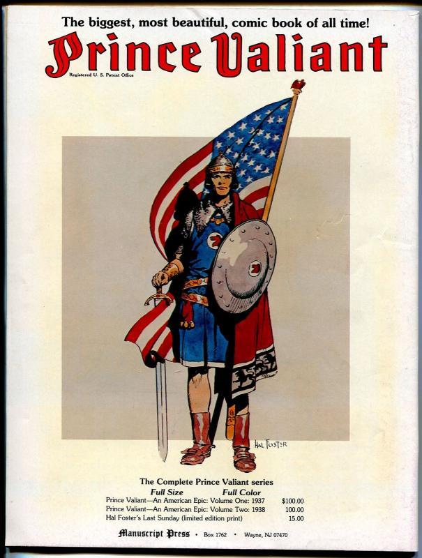 Comics Revue #20 1987-Flash Gordon-Amazing Spider-man-Tom Yeats-FN